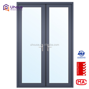 casting aluminum alloy doors for bathroom use