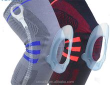 Hot Seller Elastic Volleyball Adjustable Knee Pads Safety Guard Knee Support