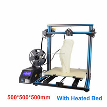 Creality CR-10 S5 3D Printer (500x500x500mm Build Volume) fdm 3d printer machine