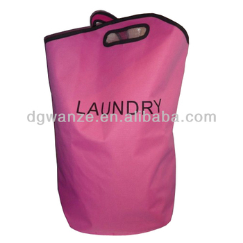 Eco Reusable Canvas Laundry Bag With Handles Buy High