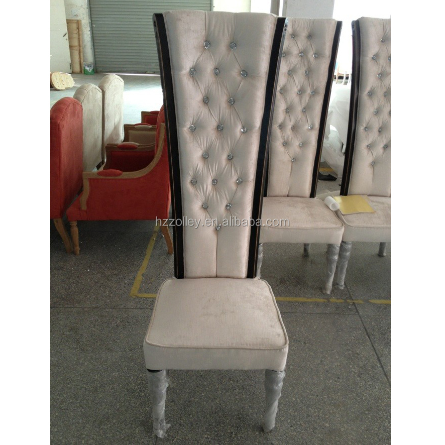 Amazing Long Back Dining Chair, Long Back Dining Chair Suppliers And Manufacturers  At Alibaba.com