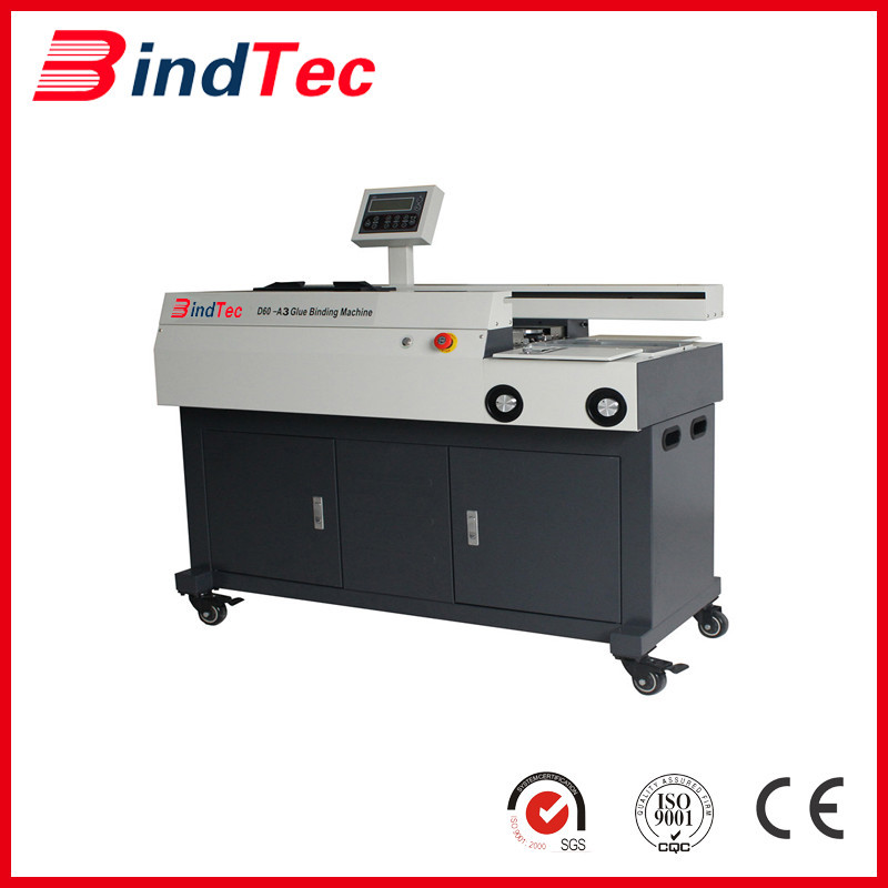 D60-A3 Wire 0 Perfect Book Binding Machine