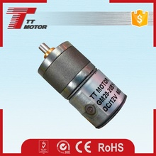 Micro electric gear high speed stepping motor dc 12v