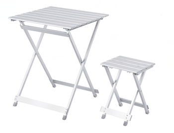 Delicieux Foldable Table Aluminum Folding Table Small Table