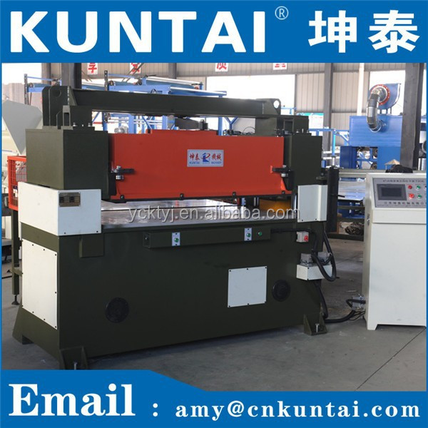 Receding Head Hydraulic Die Cutting Press/Shoe Making Machine