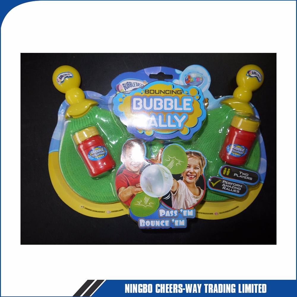 Solution Bubble Water For Kids