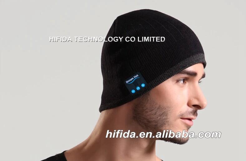 474718dc4e3 Beanie hat with headphones / Active Deals