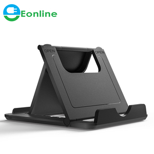 Desk Phone Holder for iPhone Universal Stands Foldable Phone Holder for Samsung Galaxy S8 Tablet Your Mobile Phone Holder