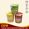 Delicious Many Flavor Dainty Snacks Instant Rice Noodles