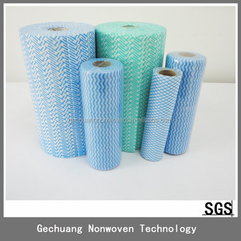 New product nonwoven cleaning cloth,household cleaning supplies, restaurant cleaning cloth
