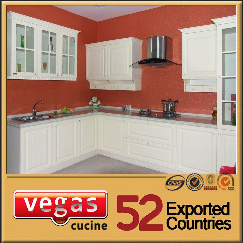 nuevo modelo de diseños de cocina gabinetes de colgar-Cocinas ...