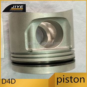 High Quality Engine Piston Size Fit For Diesel Engine D4d - Buy Forged  Piston,Steel Piston,Tractor Piston Product on Alibaba com
