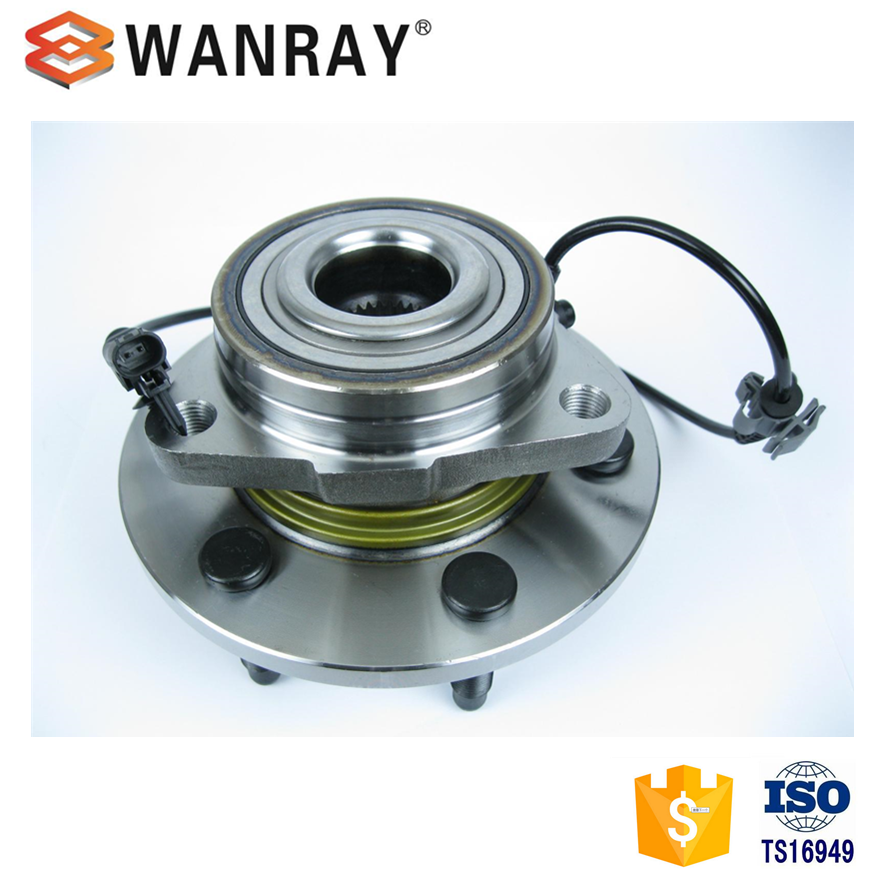 Front Wheel Hub Bearing Assembly For GM 4X4 Truck & SUV