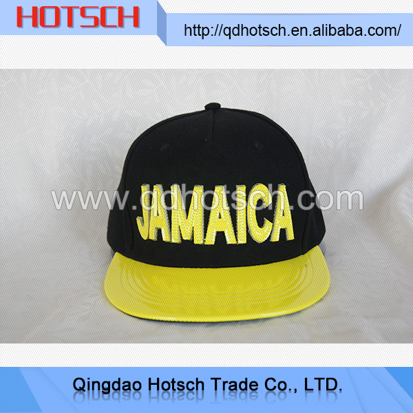 Wholesale from china customized flexfit snapback cap