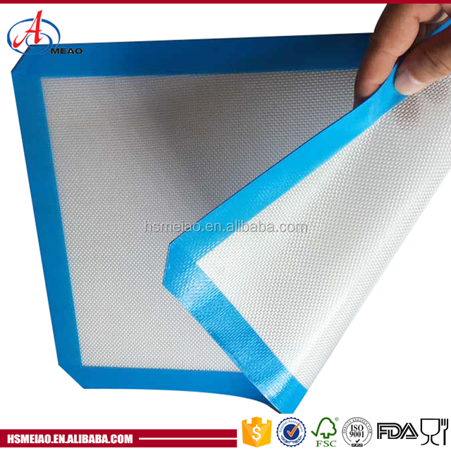 Heat Resistant Silicon Pads Pastry Mats