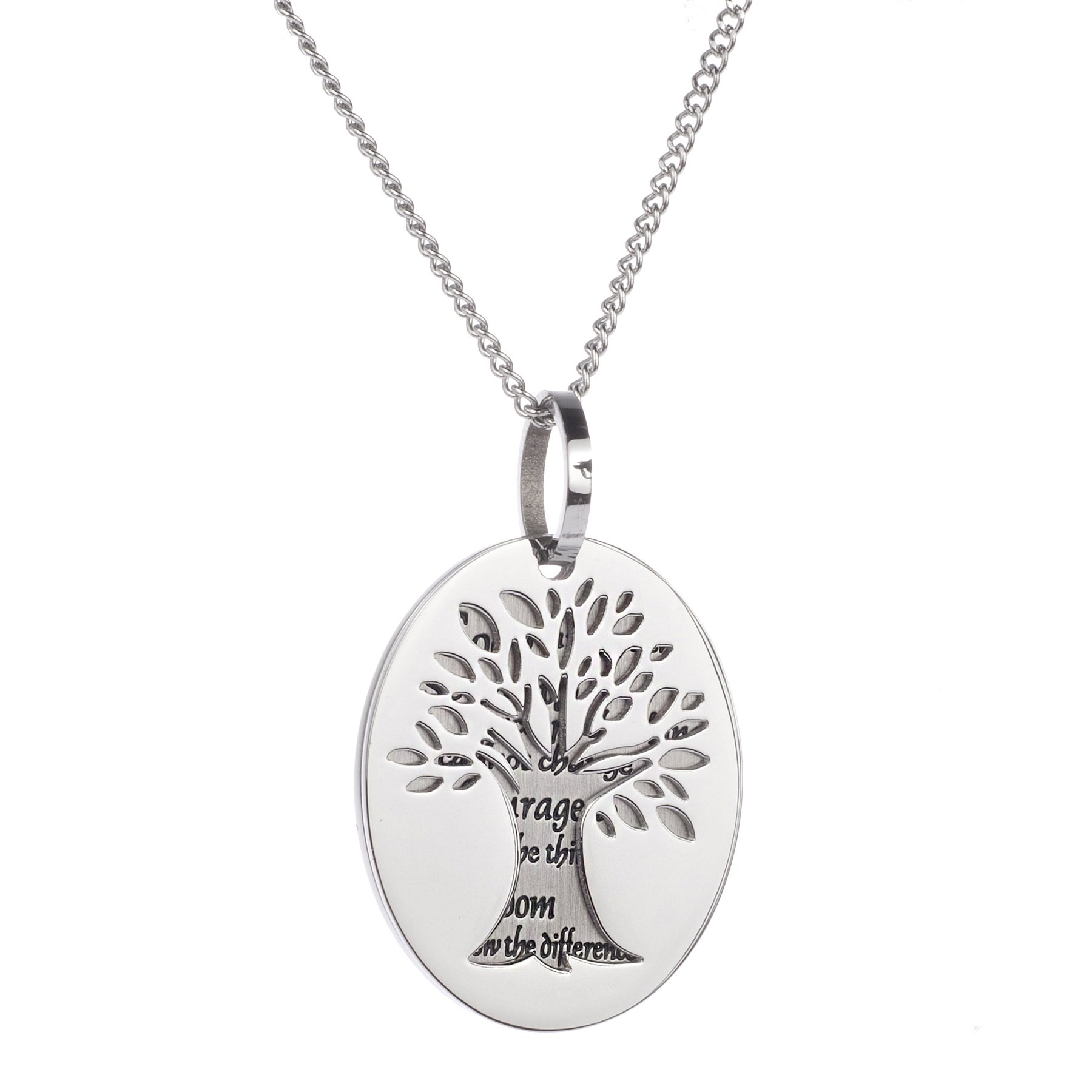img serenity pendant moon stamped products necklace prayer set sam