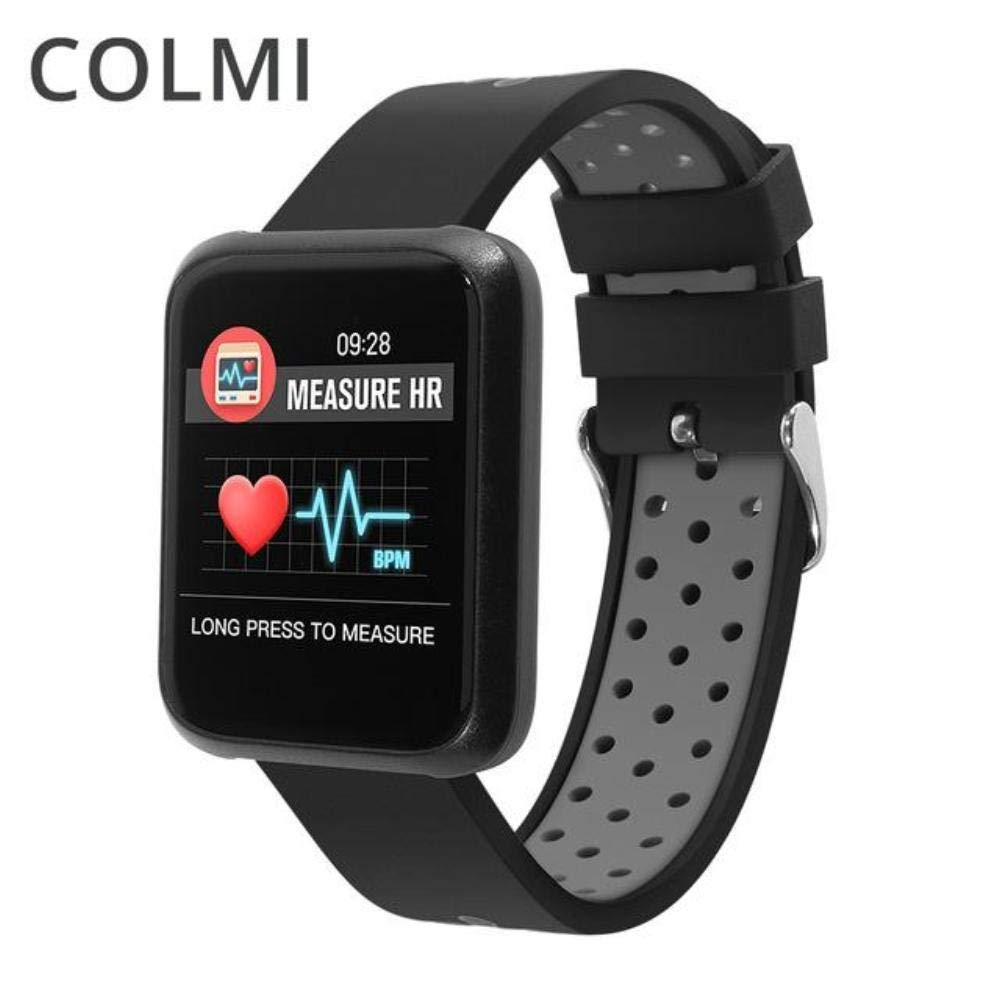 Colmi Smart Watch Bluetooth Fitness, Sport Watch Heart Rate Monitoring Touch Screen (Smart Watch Sport)