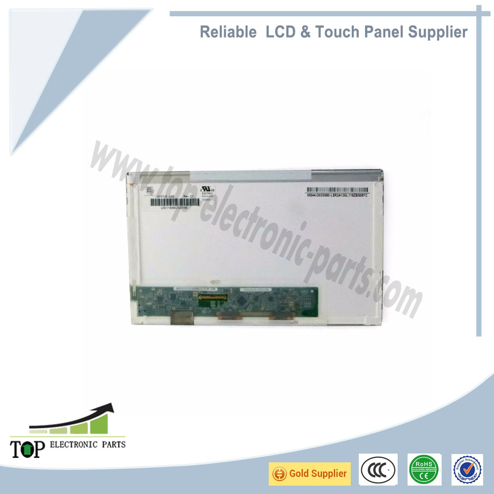 "10.1"" tft lcd monitor N101L6-L02 N101L6-L03 N101L6-L0B N101L6-LOA N101L6-L01 for Samsung NP-NC110 N143 N150 M10 for Dell 2120"