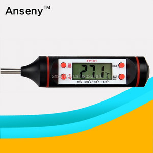 2018 factory supply bbq thermometer with cheap price hot selling to measure temperature
