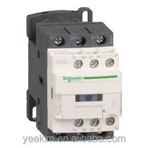 All Types Schneider Electric Contactor 3P 4P LC1D09 LC1D12 LC1D18 LC1D25 LC1D32 LC1D40 LC1D50 LC1D65 LC1D80 LC1D95 Contactor
