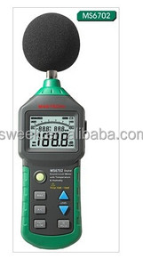 DIGITAL SOUND LEVEL METER WITH TEMPERATURE & HUMIDITY