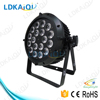 New products on china market, rgbawuv 6-in-1 18pcs 10W led par light