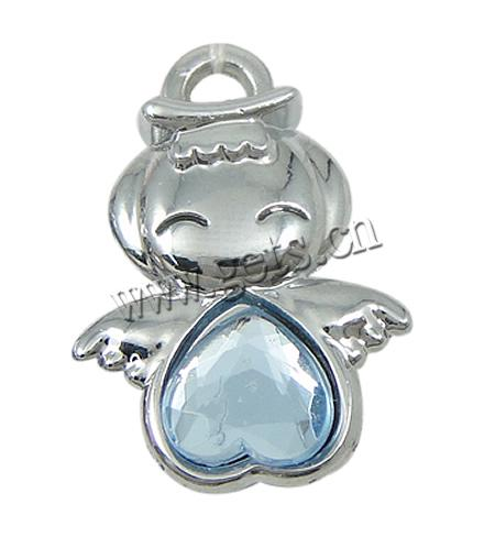 zinc alloy fairy charms