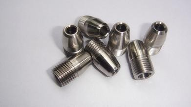 Custom manufacturing polishing stainless steel machined part tools industrial