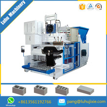 Low Investment!! Zenith 913 small scale concrete block making machine
