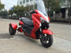 trade assurance factory customized T8 Three Electric Scooter 3 Wheel Motorcycle