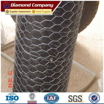 Galvanized Hexagonal Wire Mesh/factory Price Lowes Chicken Wire ...