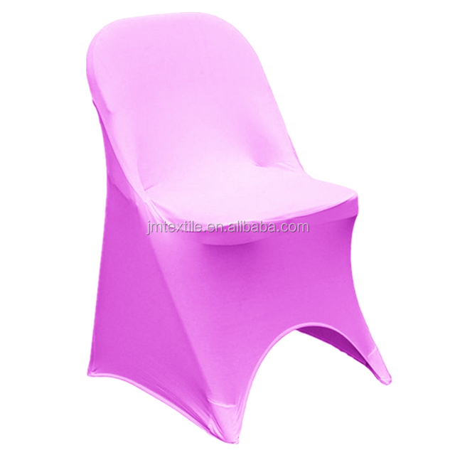 Pink Chair Cover For Folding Chair Nice Fabric With Good Labour