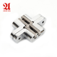 Kitchen Cabinet Stainless Steel Pivot 180 Degree Zinc Alloy Hinge