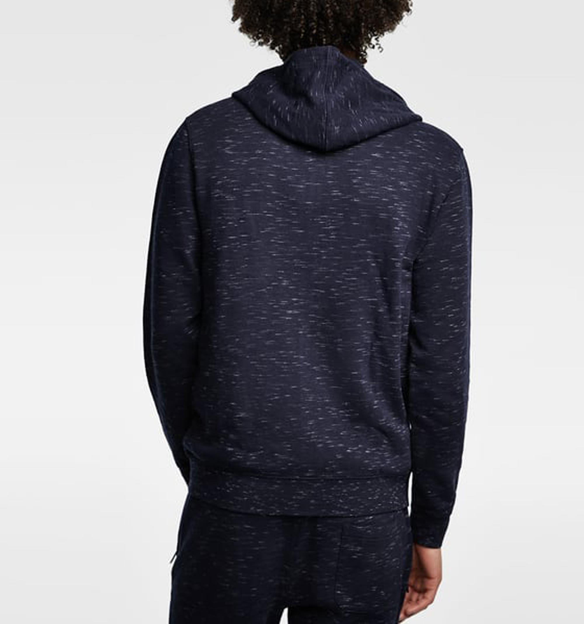 Top quality custom men's cotton hoodie from high quality clothing manufacturers