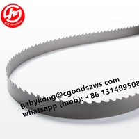 TCT Woodworking Band Saw Blade For Cutting Wood C75