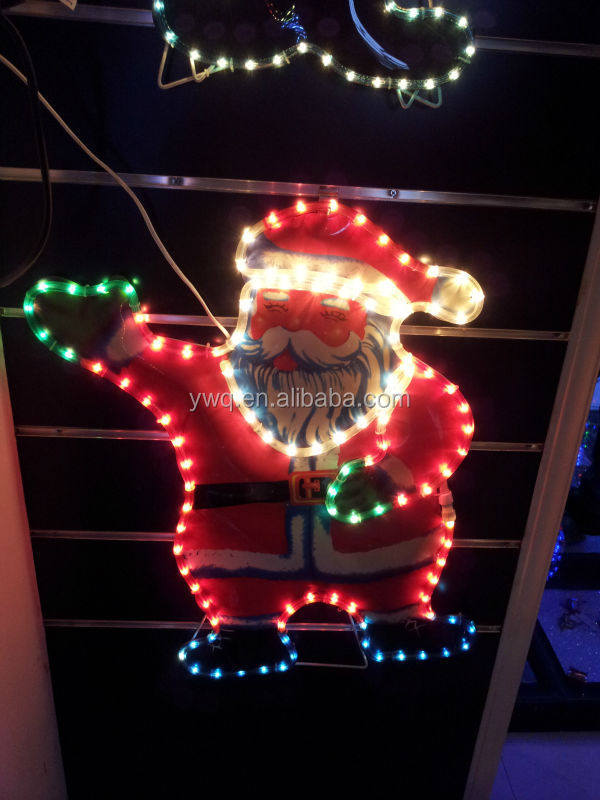 Christmas Led Lights Outdoor Decorations Christmas Rope Light Motif Light Resin Outdoor Santa Claus Led Outdoor - Buy Christmas Led Lights Outdoor ... & Christmas Led Lights Outdoor Decorations Christmas Rope Light Motif ...