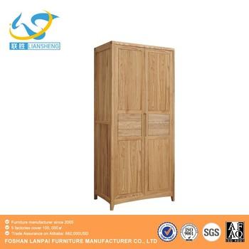 Modern European Style 2 Door Wardrobe,3 Door Wardrobe,5 Door Solid Wood  Bedroom