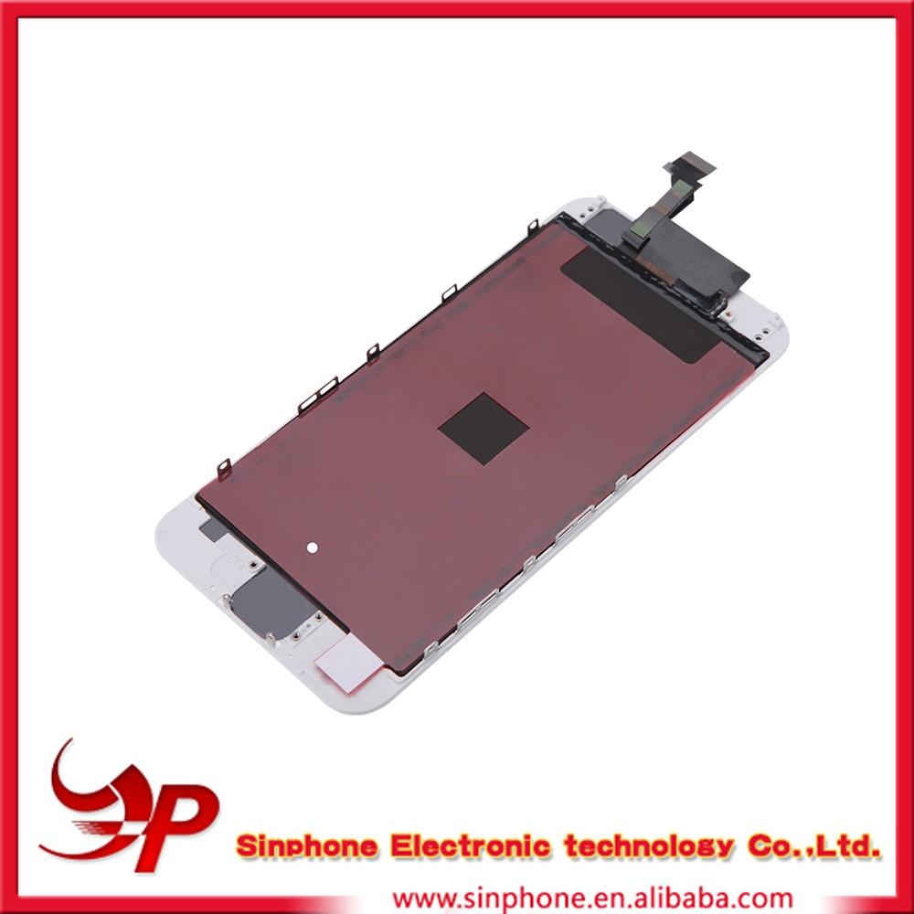 Safe delivery lcd in store display screen for iphone 6 digitizer assembly LCD panel