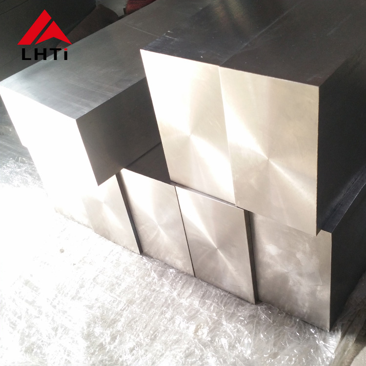 AMS 4928 titanium GR5 ti-6al-4v  block for aerospace price per kg
