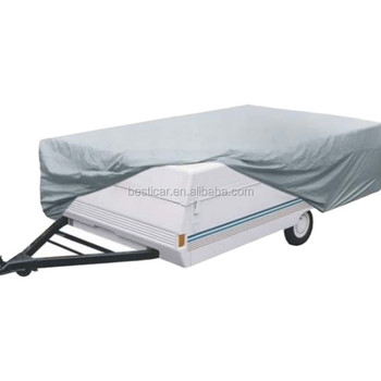 Car Accessories 3 Layers RV Caravan Cover Trailer Cover Pop Up Cover