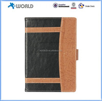 Hybrid PU leather Folio Case Cover for Apple New iPad Mini / Mini Retina / Mini 3 Case (Released 2014)