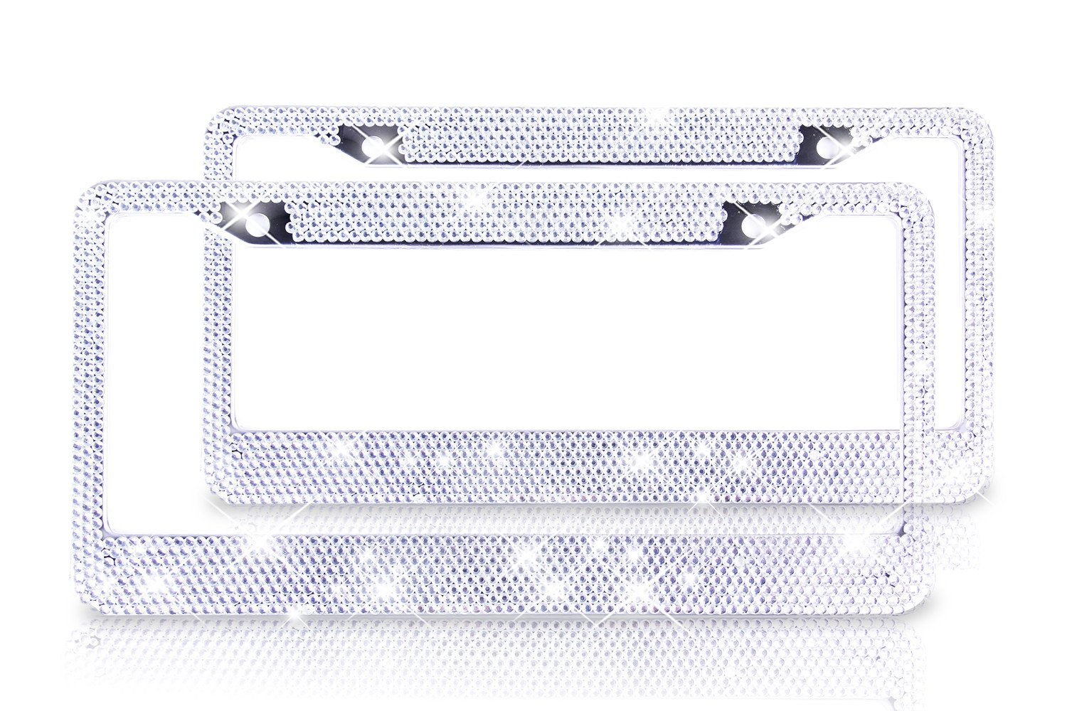 Cheap License Plate Frame Bling, find License Plate Frame Bling ...