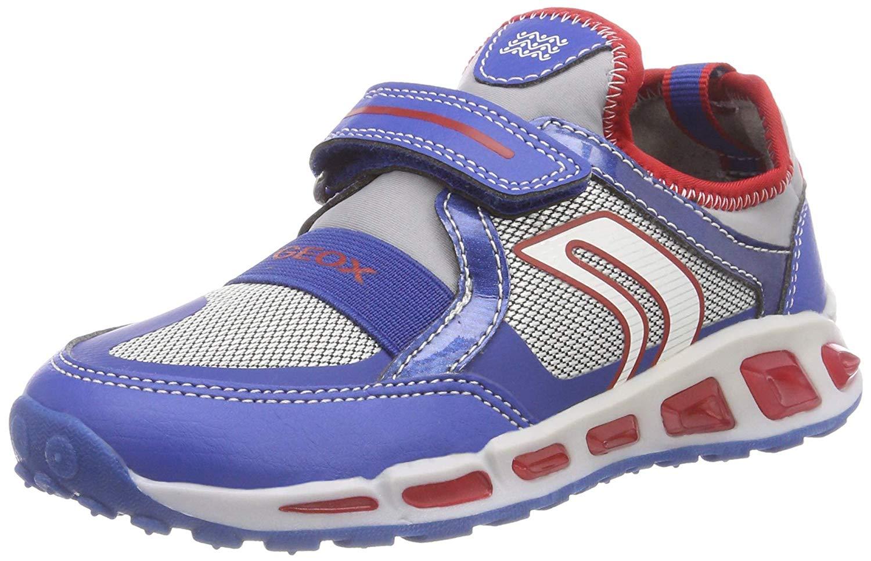 Geox (GEXS5) J Shuttle Boy a, Boys' Low-Top Sneakers