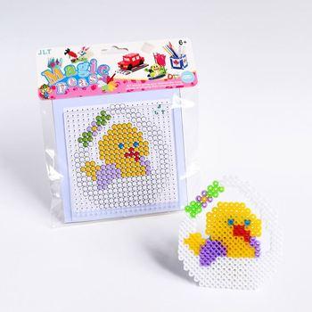 Mini Hama Perler Beads Animal Chicken Beads Puzzle Toy ...