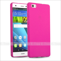 Ultra Thin Full Coverage Matte Hard Back Cellphone Case Cover For Huawei P8 Lite