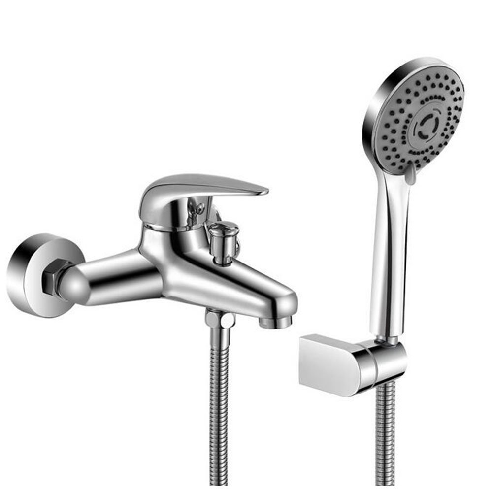 Buy Shower Mixer Bath Filler Tap Set Bathroom Kit Sink ...