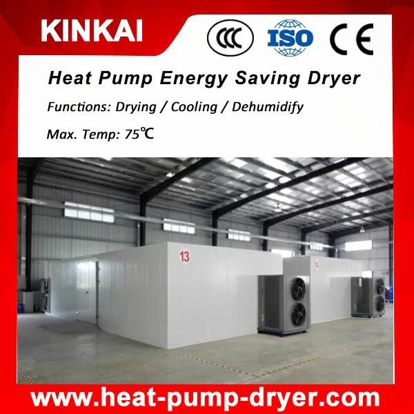 New Design Energy Saving Heat Pump dryer/Dried Fruit And Vegetable Machine