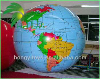 Popular one world mapinflatable earth balloons buy inflatable popular one world map inflatable earth balloons gumiabroncs Choice Image