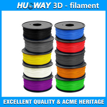 ABS PLA Filament for rapid printing 3d printer from shenzhen