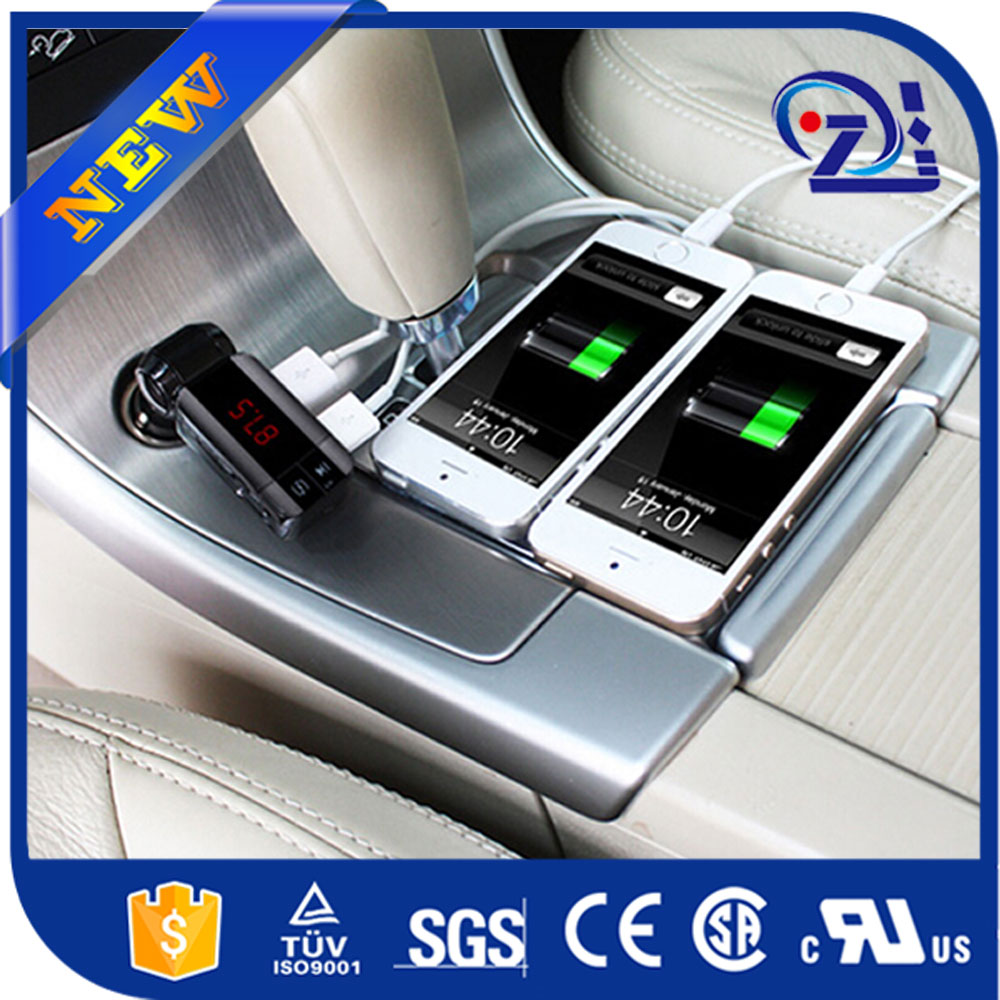 "User Manual Car Mp3 Player With 1.4""Large LCD Screen,Beautiful Interface,Line-in Function"